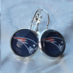 NFL Inspired Earrings (Post or Dangle style)- $9.50 with Free Shipping